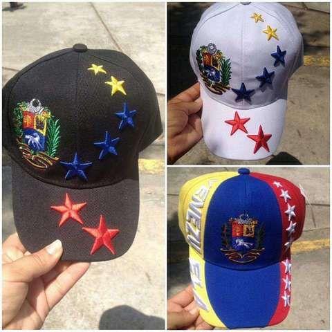 gorras de venezuela f13e4354818