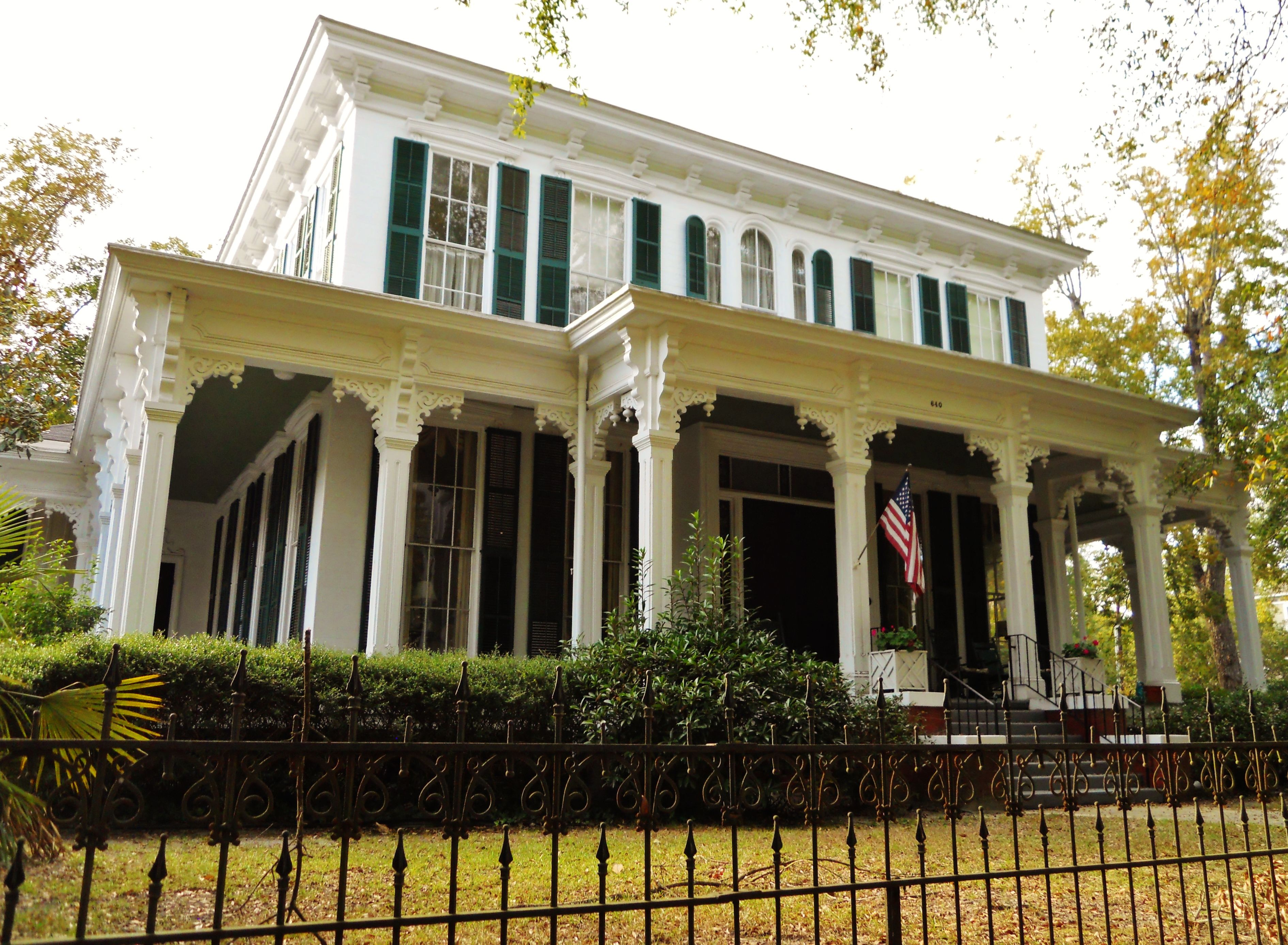 DrewryMitchellMoorer House in Eufaula, Alabama