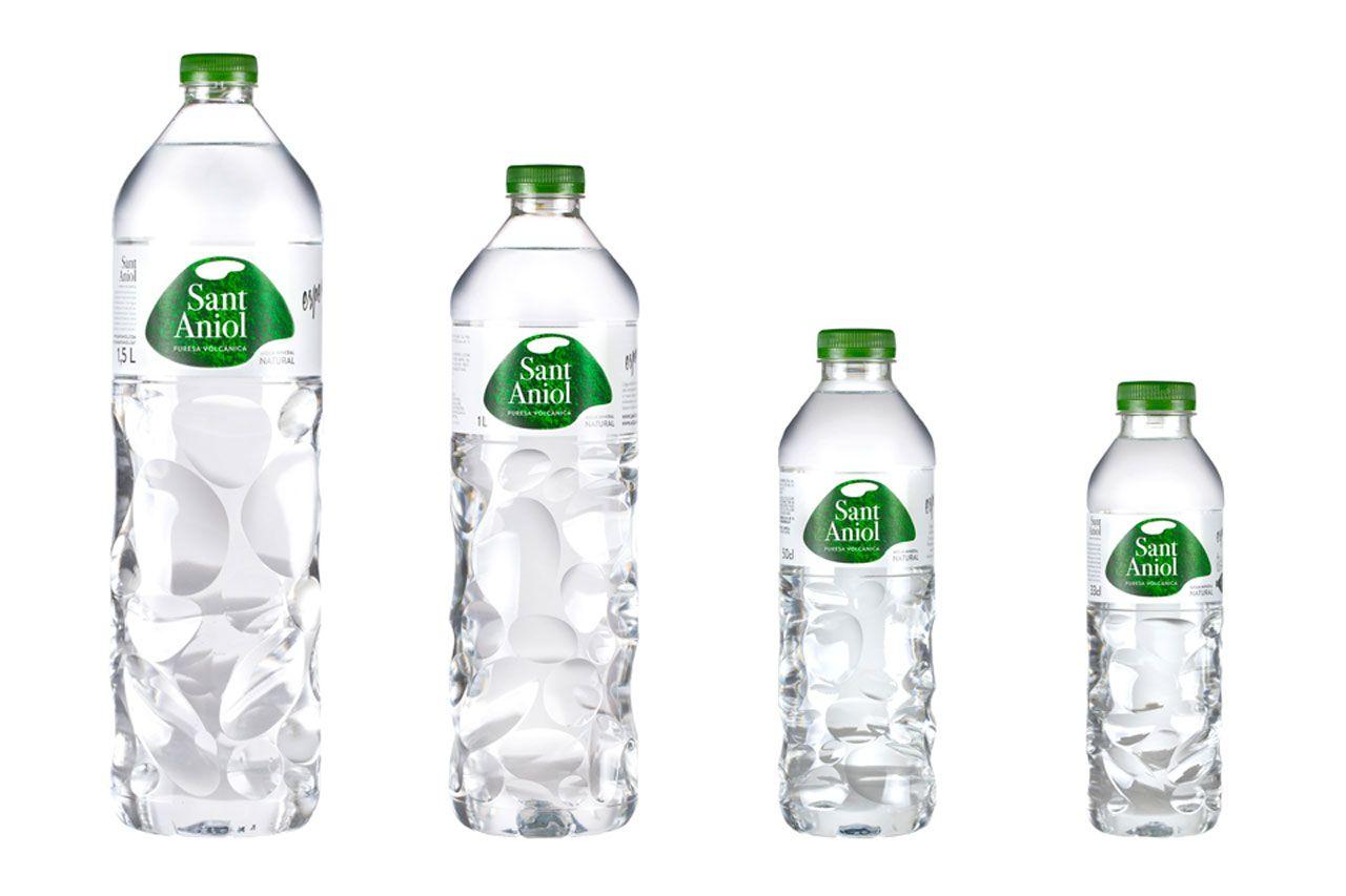 Martin Azua Sant Aniol Bottle 14 Aguas Minerales Bottle