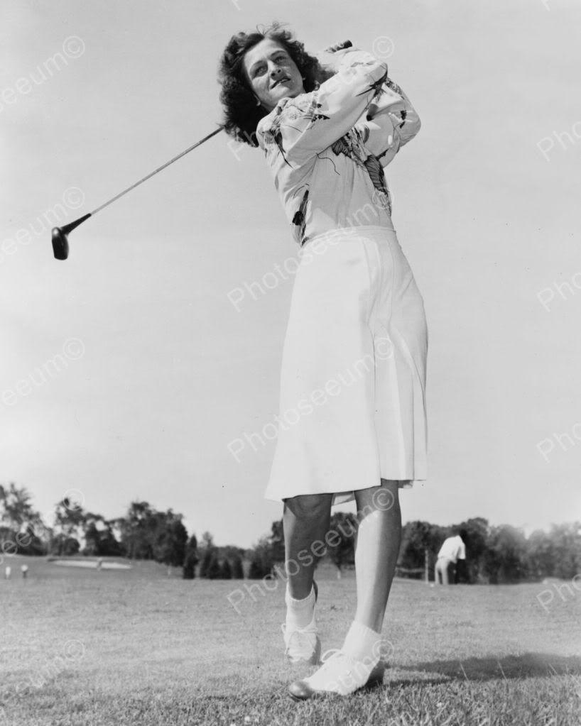 Found a very interesting golf swing test