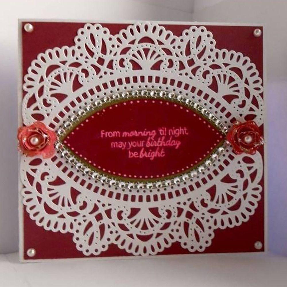 Home/'s Tools Box Metal Cutting Dies Stencil Scrapbook Album Gift Card Making