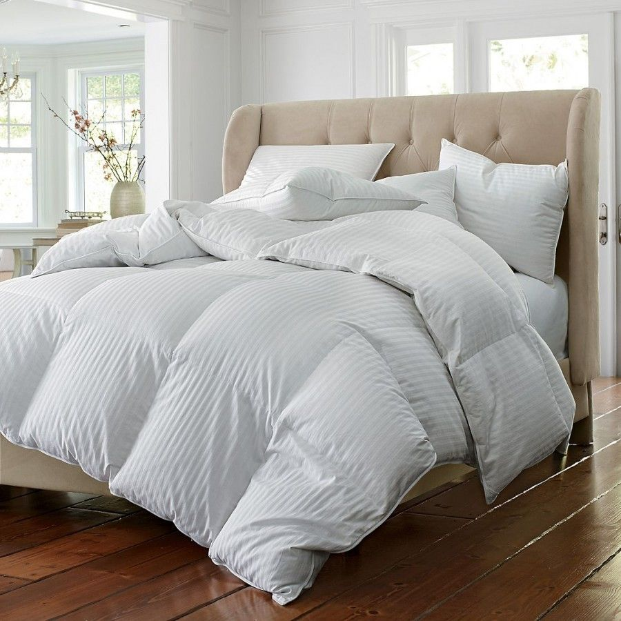 Goose Down Quilts  http://www.snowbedding.com/