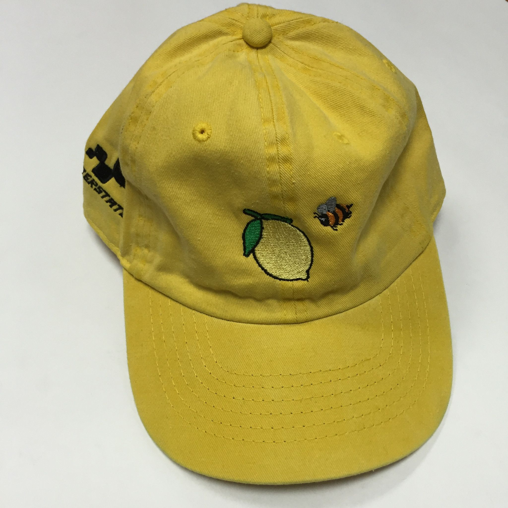 d9cec1f19b0 Yellow Lemon x Bee Dad Hat