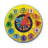 Found it at AllModern - Shape Sorting Clock