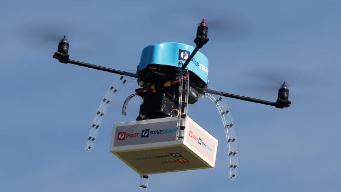 Photo of Drones generating buzz at Canada Post as possible future of mail delivery   CBC News