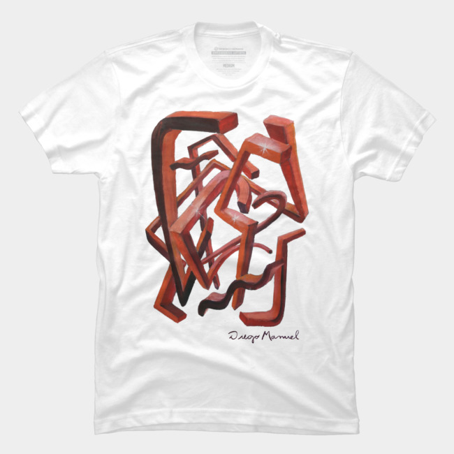 Download Formas Del Espacio 33 Men S Perfect Tee By Diegomanuel Design By Humans Espacio Formas