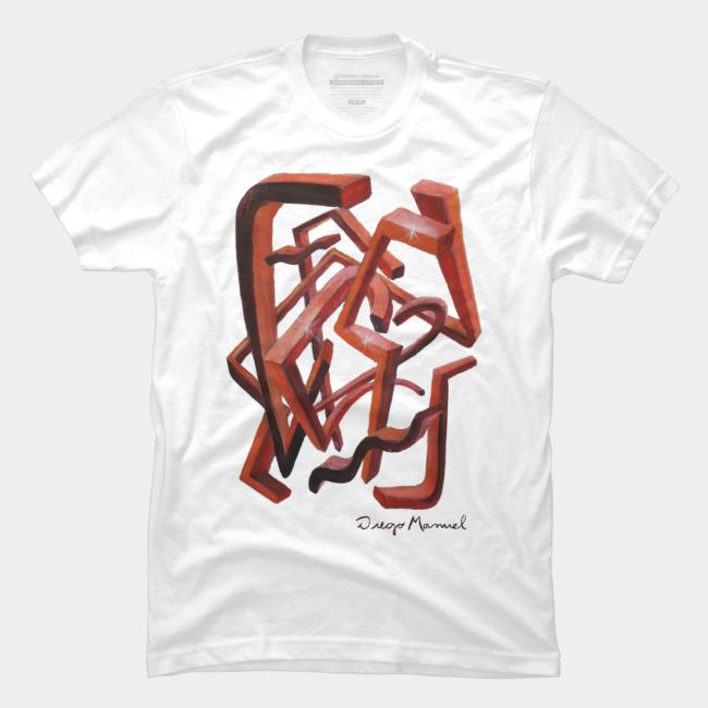 Download Formas Del Espacio 33 Men S Perfect Tee By Diegomanuel Design By Humans Espacio Formas
