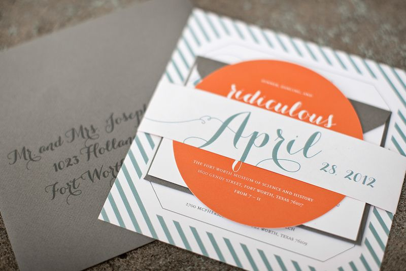 Invitations by Atheneum Creative