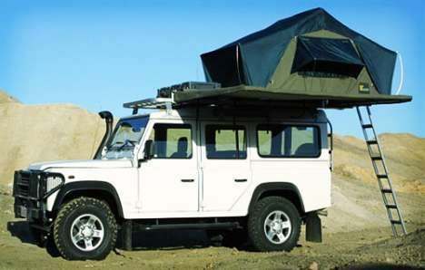 Collapsible Rooms Kenchikukagu Mobile Furniture Car Tent Roof Top Tent Tent
