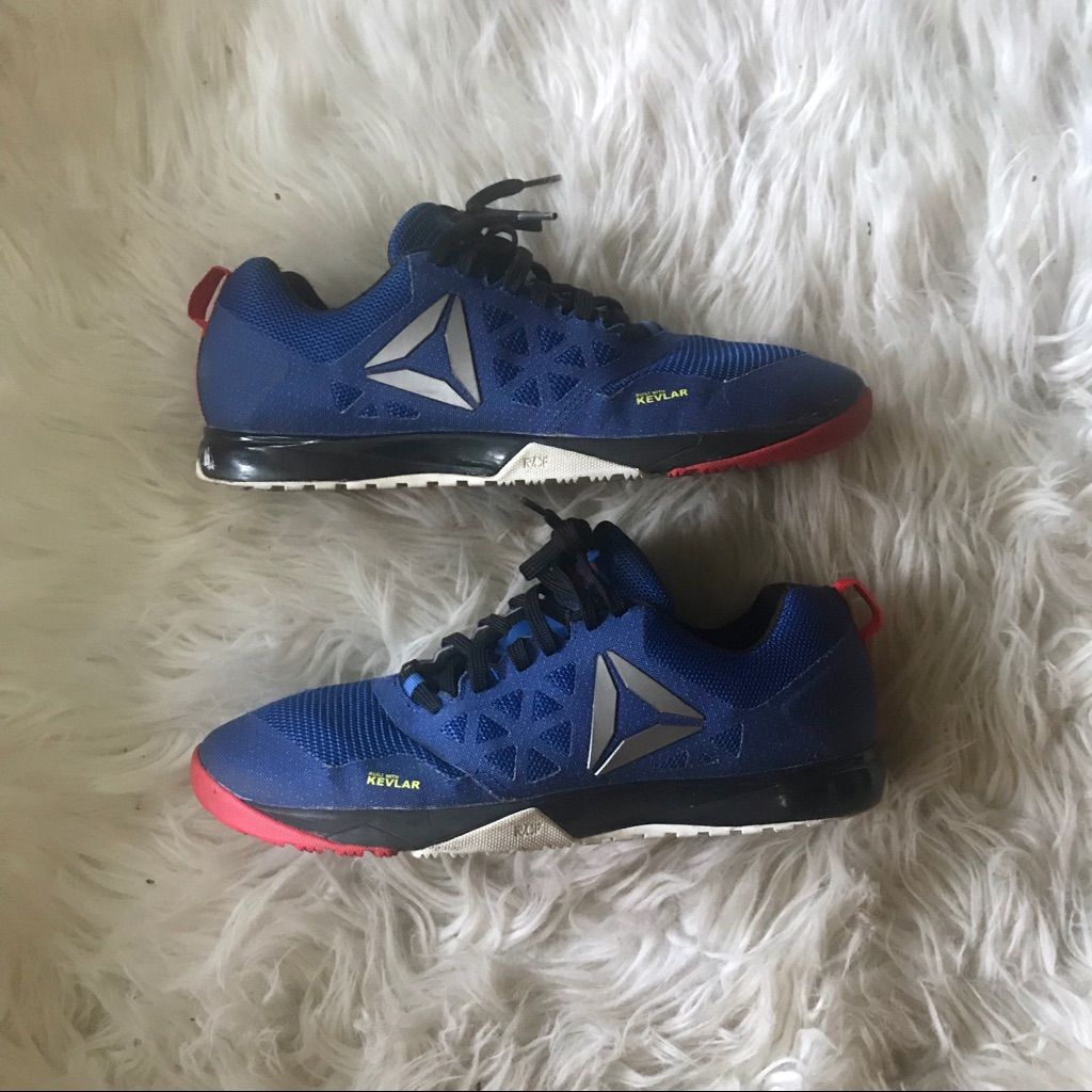 Reebok Mens crossfit weightlifting shoes size 9.5