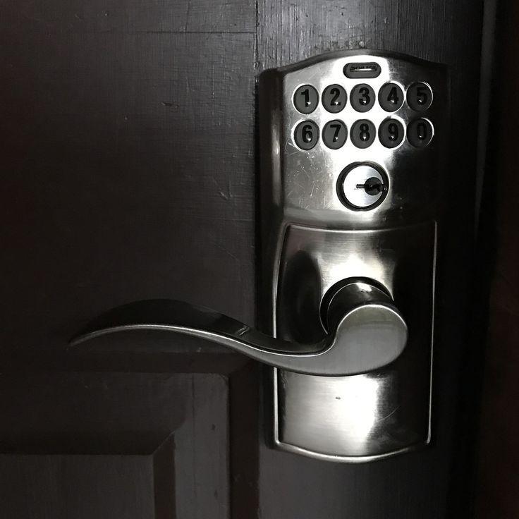 Schlage®️ Z-Wave Keypad Lever Lock - Project: Keyless