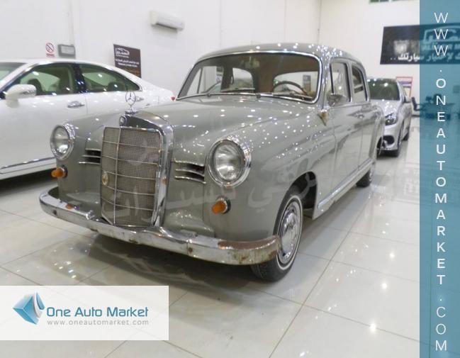 1960 مرسيدس بنز 190 سيارات كلاسيكية Vehicles Car