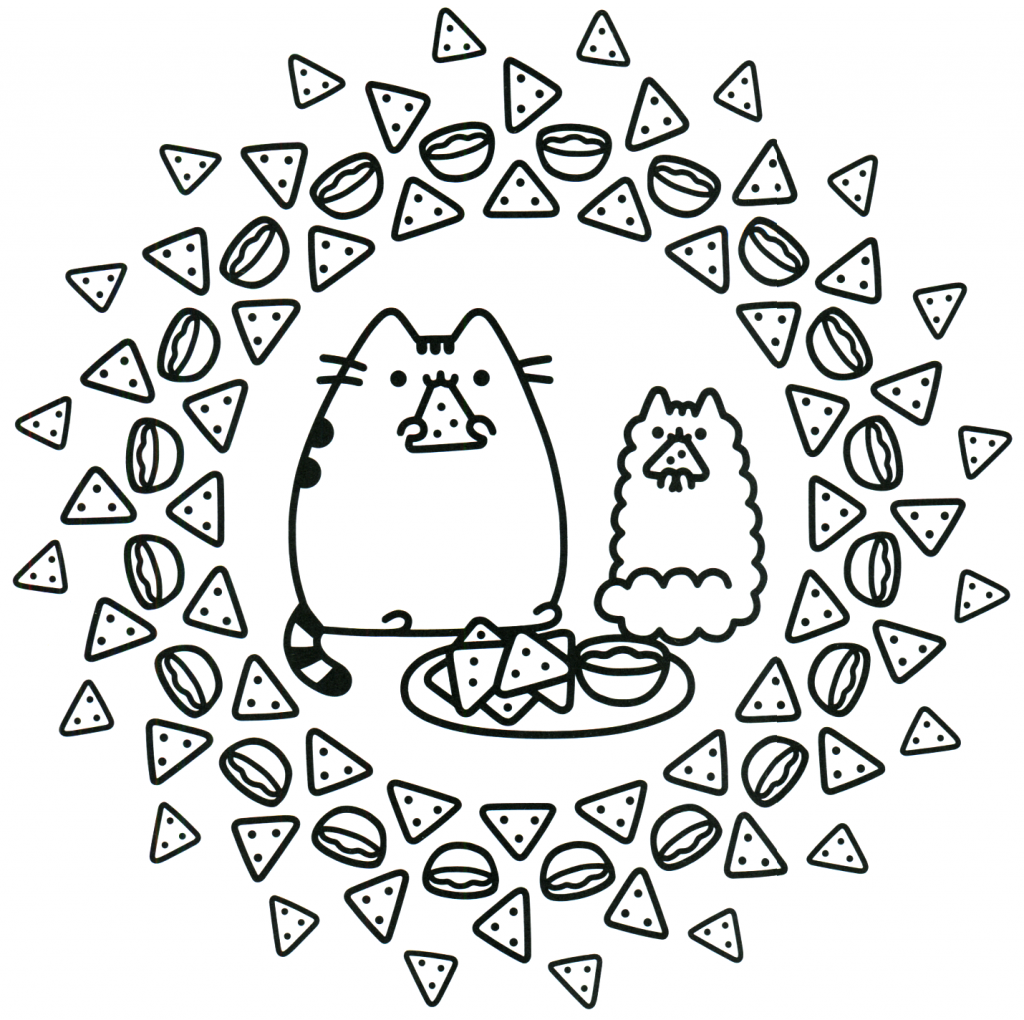 Pusheen Coloring Pages Best Coloring Pages For Kids Pusheen Coloring Pages Cute Coloring Pages Coloring Pages