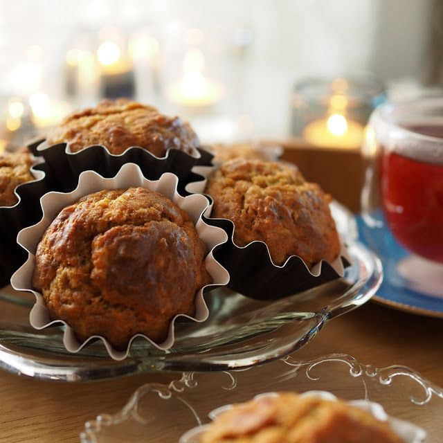 Delicious cheddar-cabbage muffins. Syysiltojen maistuvimmat cheddar-kaalimuffinit