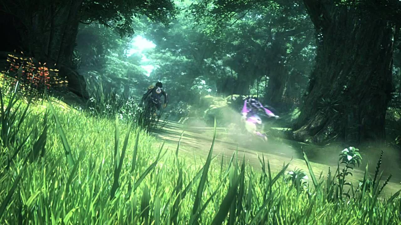 Phantasy Star Online 2 - Western Announcement Trailer