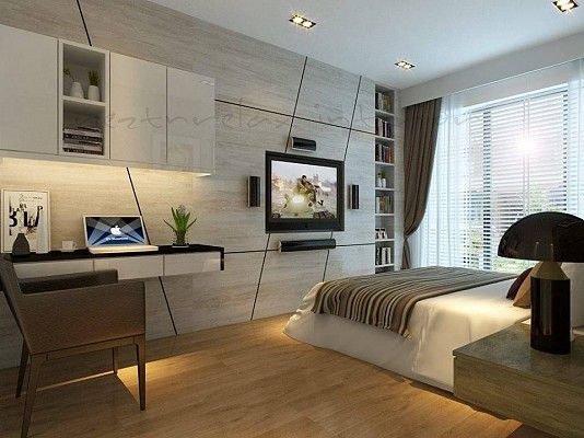 Lovely Bedroom Design By Rezt N Relax Interior Modern Bedroom