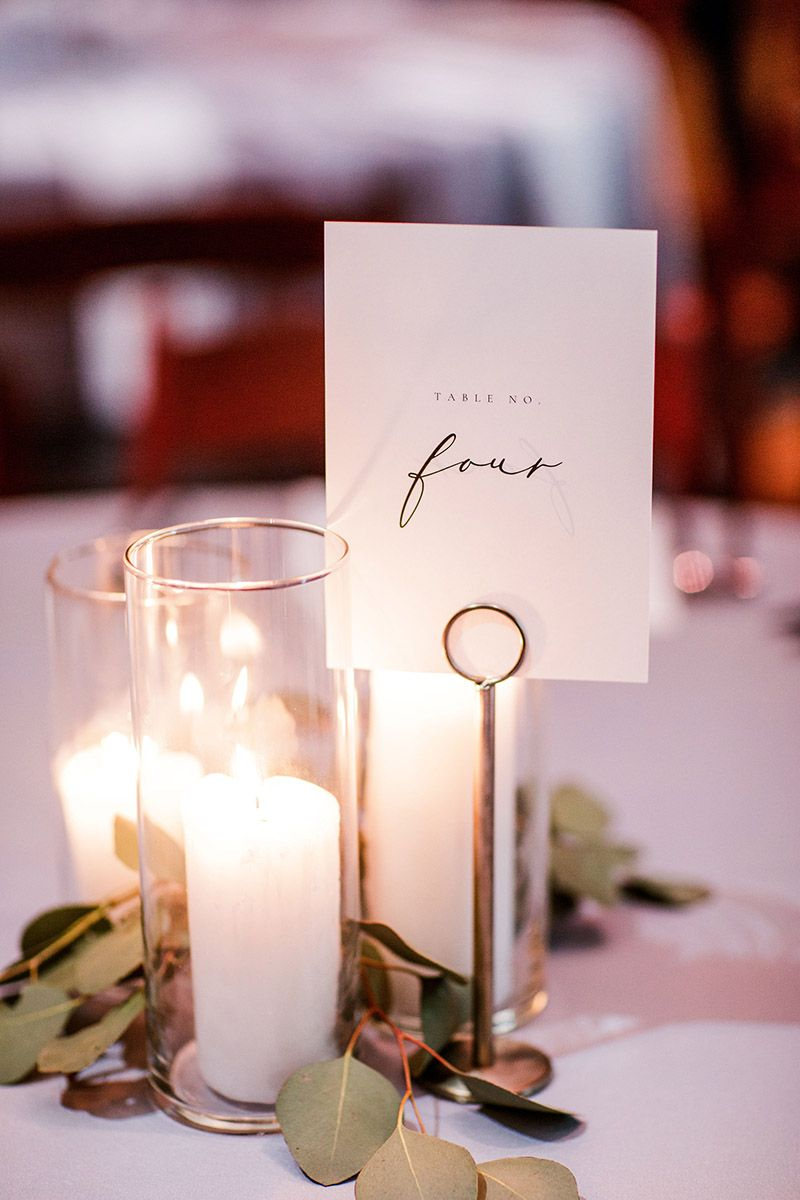 Kasey + George's Classic Natural Wedding