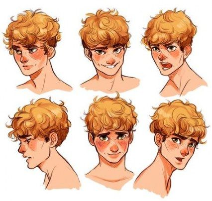 38 Ideas Hair Drawing Boy Character Design #characterart