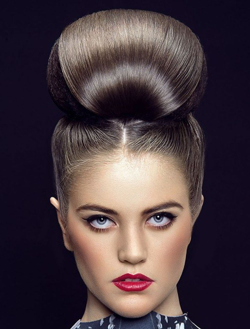 Updo Hairstyles For Round, Square Oval Faces 2018 - 2019 ...