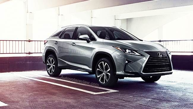 2017 Lexus Rx 350 Redesign Pioneered The Luxury Crossover Segment When It Debuted In Late 1990s As 300 And Model Ha