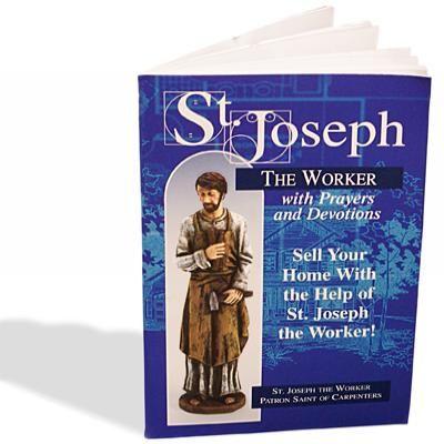 St Joseph The Worker Book Saint Joseph The Worker Patron