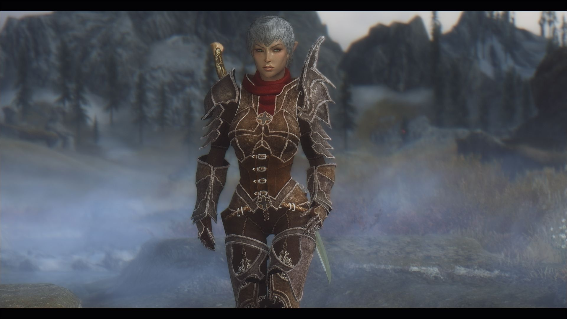 Demon Hunter Armor by Jojjo at Skyrim Nexus - mods and