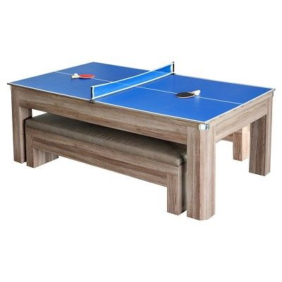 Newport 7 Ft Pool Table Combo Set W Benches Table Pool