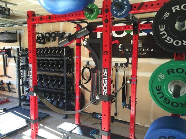 Ridiculous home gym setups fitness gym setup garage gym