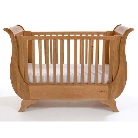 Nestor Sleigh Cot, Eco Available from Harrods in a multitude of ...