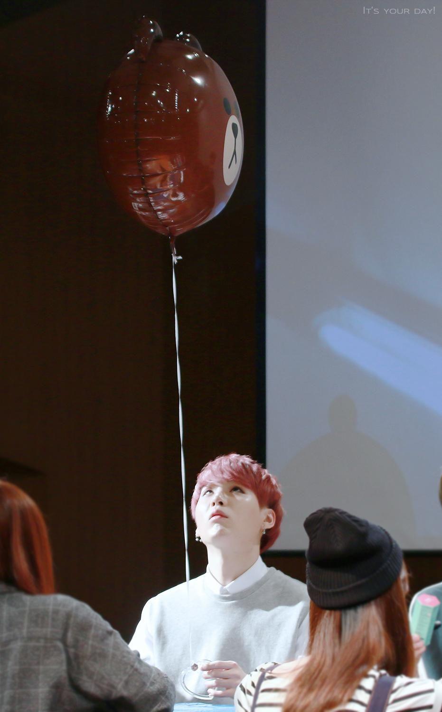 BTS @ 2015 Fansigning 3rd mini album 화양연화 pt.1 - 150517 Cheongnyangni (Hapjeong Art Hall)