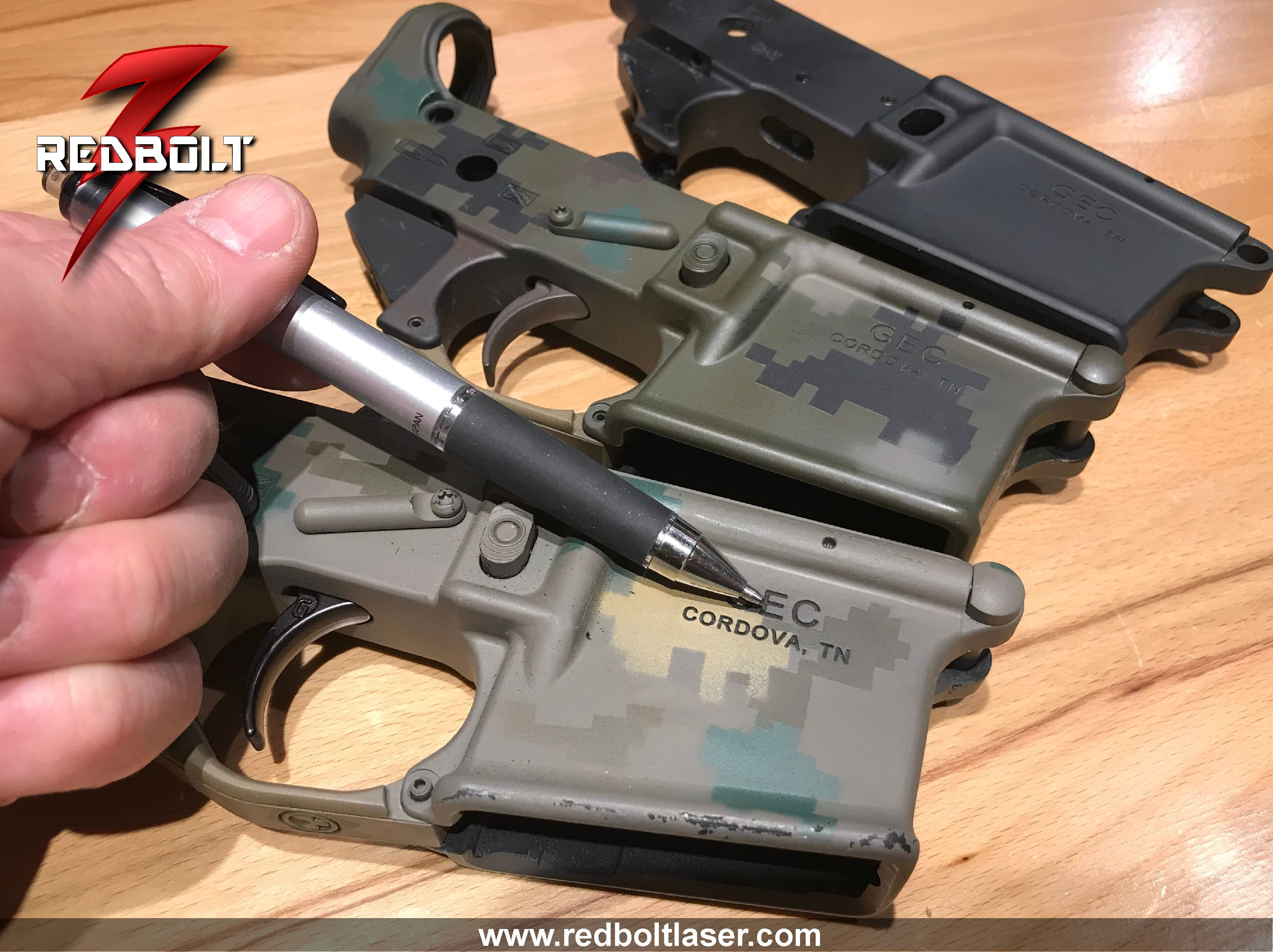 It S Best To Have Your Sbr Professionally Engraved Laser