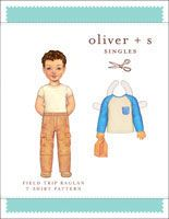 "a few ""singles"" pattern options from Oliver + S"