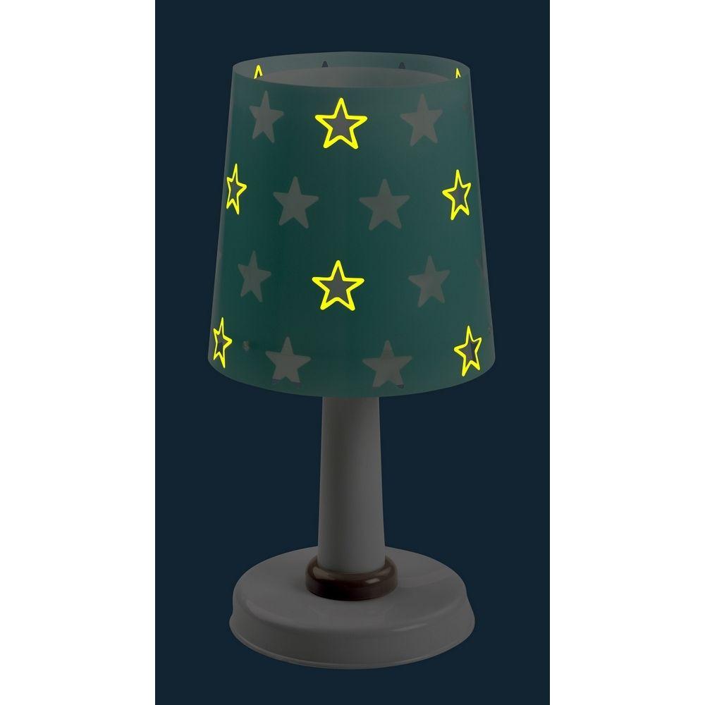 Groene Sterren Tafellamp Tafellamp Lampen Babykamer Groen