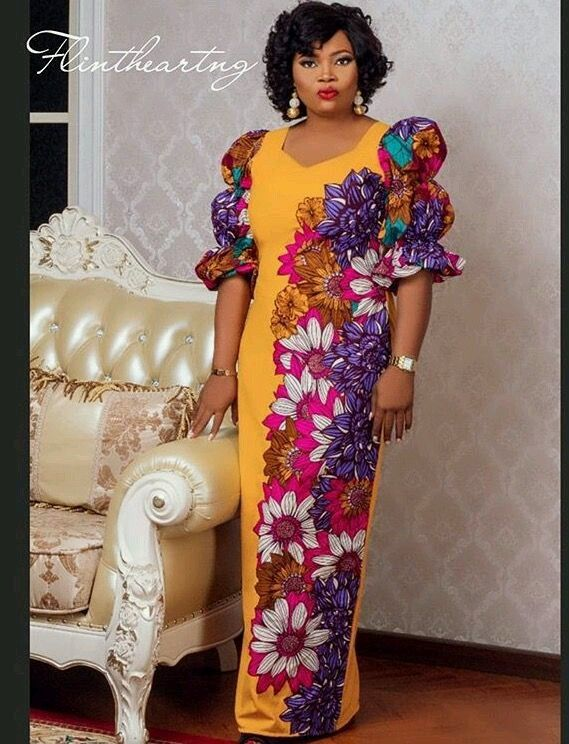 Greetings! Here are 50 Creative Stylish and Dazzling Ankara Styles 2018 For Inspiration on how ...