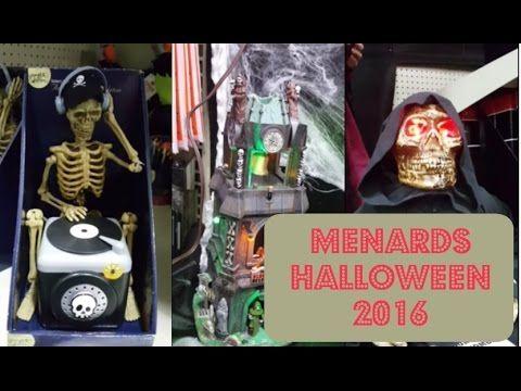Halloween Decorations Menards 2016 Holiday Decor Pinterest - menards halloween decorations