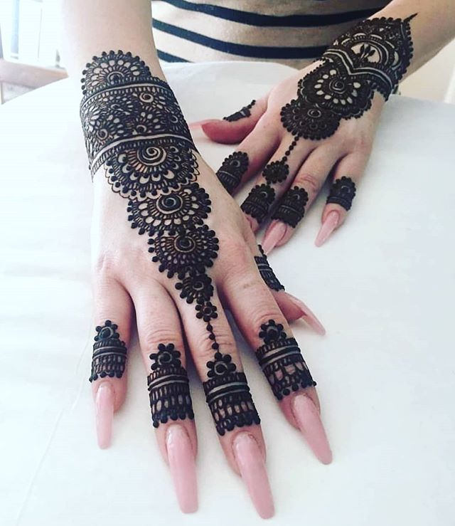 50 Spectacular Henna Hand Designs To Try At Least Once Henna Tattoo Designs Mehndi Designs For Fingers Latest Mehndi Designs