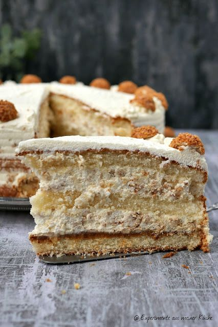 Giotto-Spekualtius-Torte #kuchenundtorten
