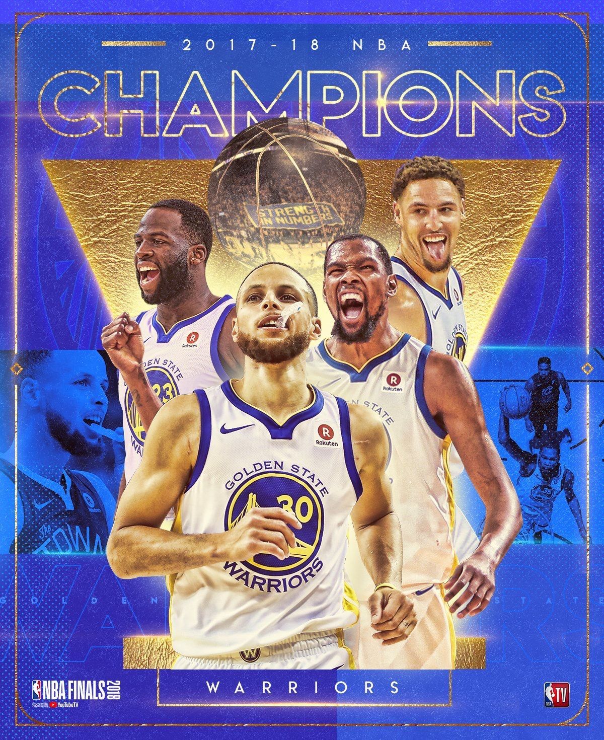 Pin on DUBS did it Better! 2x NBA Champions