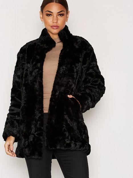 1fa86c5cee5 Minimal Outerwear   overtøj   Coat, Fur coat, Jackets