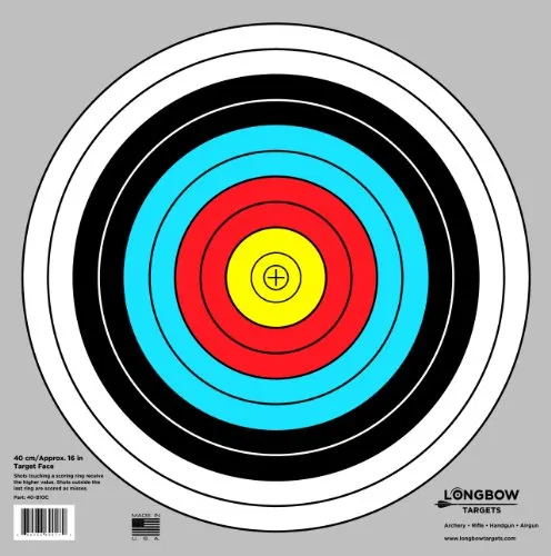 Paper Target 80cm