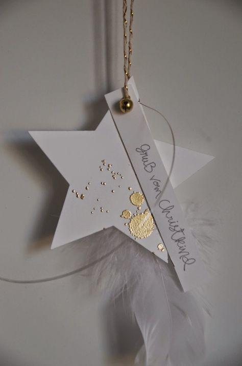 Photo of www.stempelheldin.de – Sylvia Held: Star pendant … …