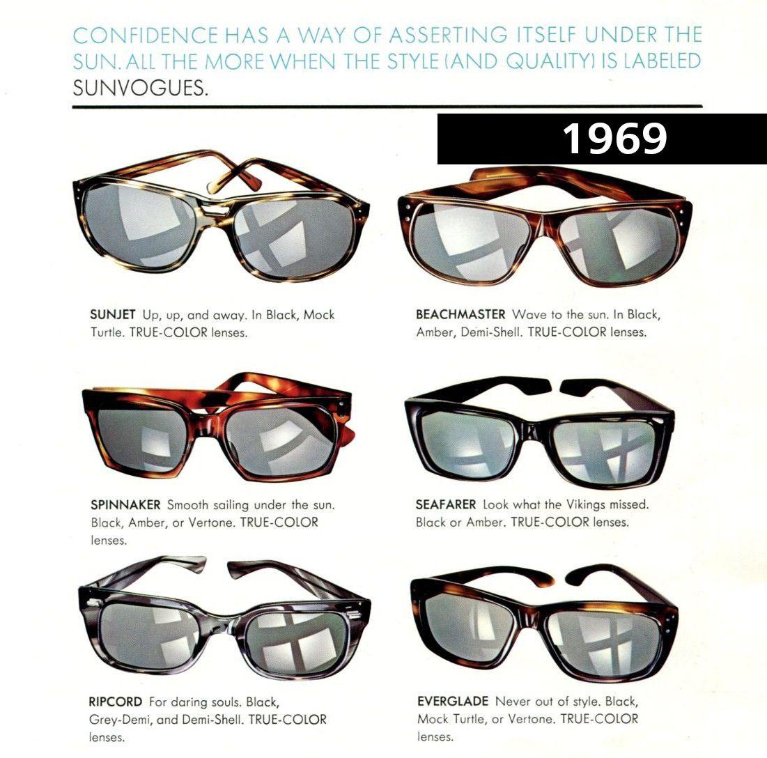 c1525395ba9  ZEISS  Opticalheritagemuseum  heritage  frames  glasses  old  1969   magazine  advertising  marketing  sunvogues  vintage  AO