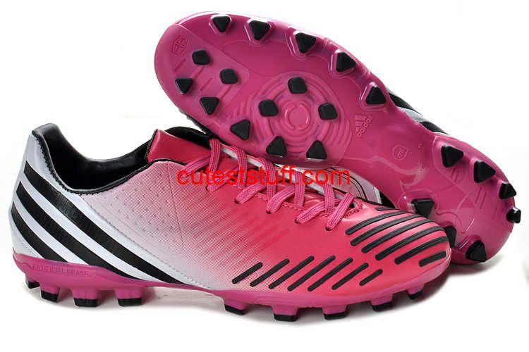 Adidas Predator Absolado LZ TRX AG Boots Pink White Black 50