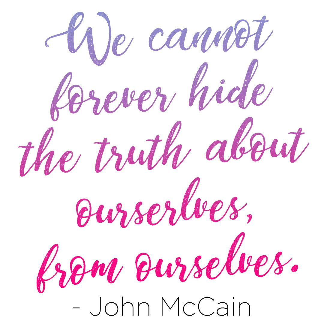 The Maverick Lives On In His Prophetic Words And In This Mizzfit Quote One Thing I Always Loved About John Mccain Was Words Quotes To Live By John Mccain