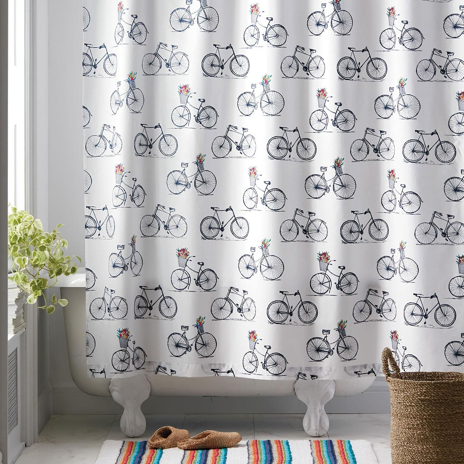 Country Ride Shower Curtain The Company Store The Company