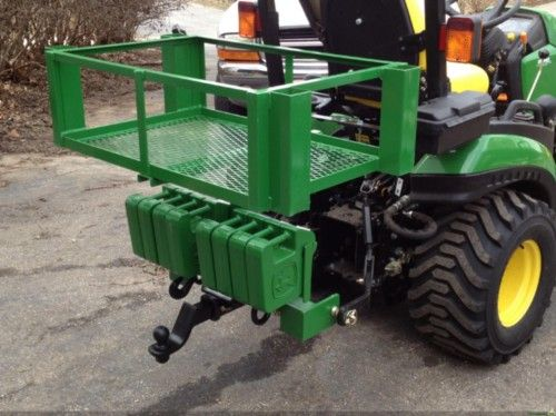Omni Carry All Tractor Accessories Tractors Compact Tractor