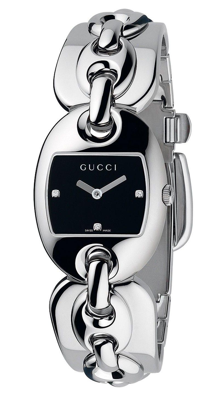 d10a953e119 GUCCI Women s Marina Chain Watch