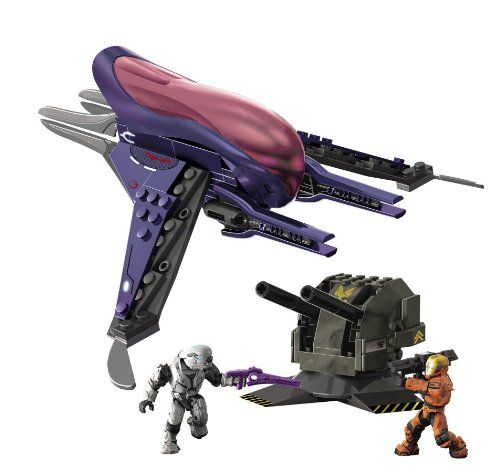Mega Bloks Halo Orbital Banshee Blitz Coupon Gamesinfomation Com Juguetes De Halo Juguetes Halo