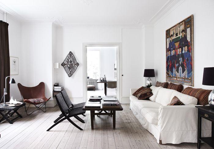 Camilla Tange Home : My scandinavian home the beautiful home of a danish designer