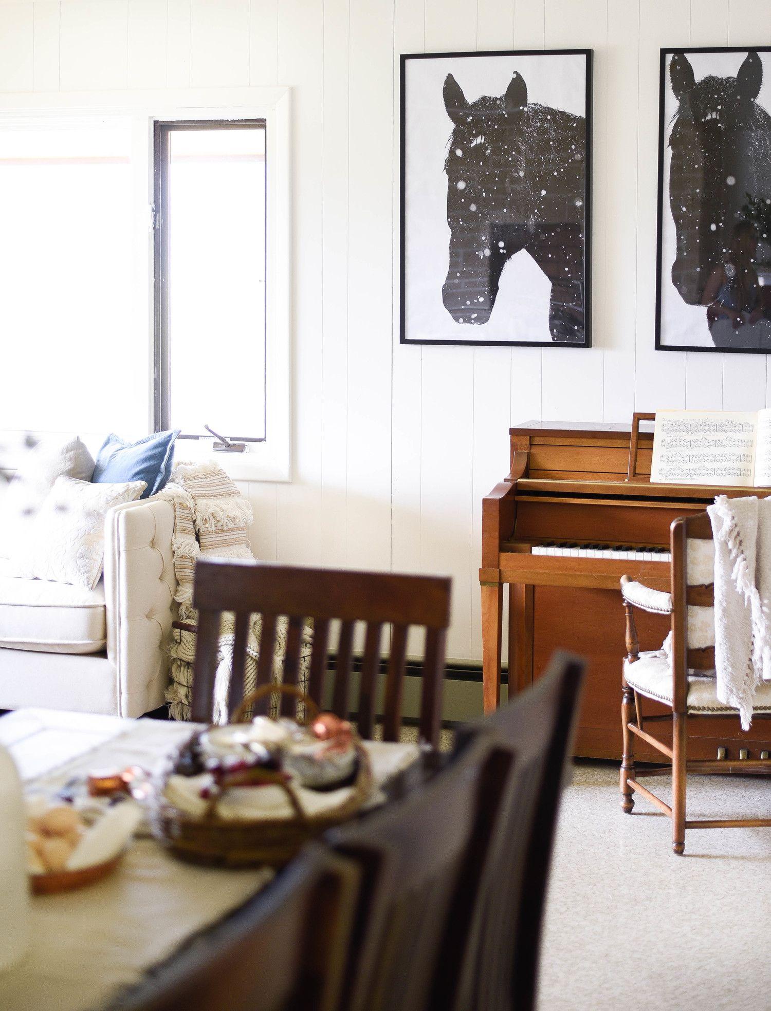 DIY large print frames from ikea | boxwoodavenue.com | rachel l ...